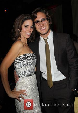 Ana Ortiz and Diego Boneta