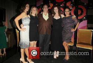 Ana Ortiz, Marc Cherry, Rebecca Wisocky and Judy Reyes