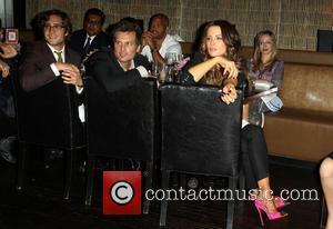 Diego Boneta, Len Wiseman and Kate Beckinsale