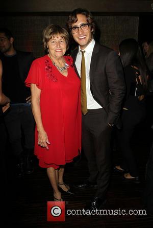 Ella Eva Mireles and Diego Boneta