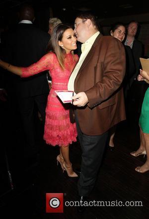 Eva Longoria and Marc Cherry