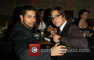 Wilmer Valderrama and Diego Boneta