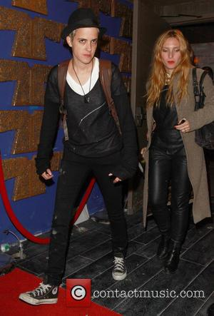 Samantha Ronson - TAO Downtown Opening Night at The Maritime Hotel - Arrivals - New York City, NY, United States...