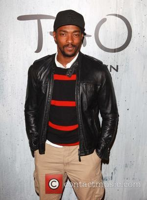 Anthony Mackie - TAO Downtown Opening Night at The Maritime Hotel 09 28 13 - NYC, New York, United States...