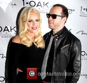 Jenny Mccarthy and Donnie Wahlberg - Jenny Mccarthy and Donnie Wahlberg host a night at 1OAK Nightclub - Las Vegas,...