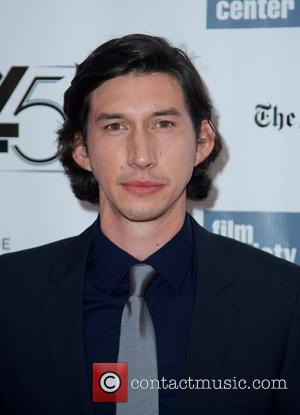 Adam Driver - The 'Inside Lleywn Davis' premiere during the 51st New York Film Festival at Alice Tully Hall at...