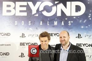 Willem Dafoe - Photocall for Playstation's new game 'Beyond: Two Souls' at the Callao Cinema - Madrid, Spain - Monday...