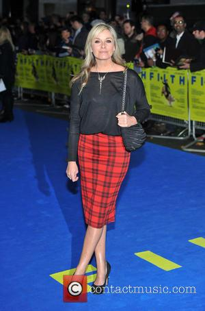 Tamzin Outhwaite - 'Filth' UK film premiere held at the Odeon West End - Arrivals. - London, United Kingdom -...