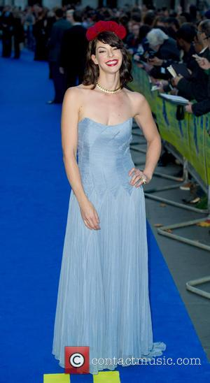 Pollyanna McIntosh - UK premiere of Filth held at the Odeon - Arrivals - London, United Kingdom - Monday 30th...