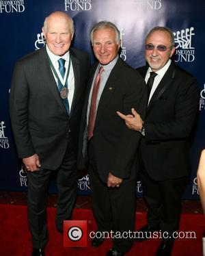 Terry Bradshaw, Nicholas A. Buoniconti and Emilio