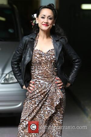 Zoe Devlin - X Factor contestant Zoe Devlin outside the ITV studios - London, United Kingdom - Monday 30th September...