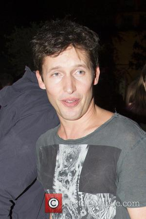 James Blunt - James Blunt leaves The Tabernacle in Notting Hill after performing a gig threre - London, United Kingdom...