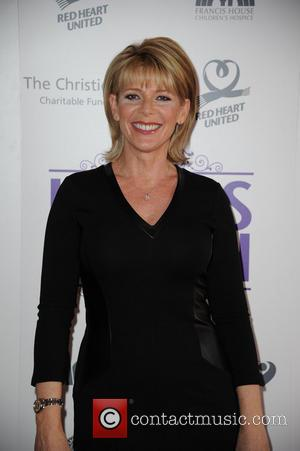 Ruth Langsford - Celebrities and players wives attend the Manchester United Foundation Ladies Lunch - Manchester, United Kingdom - Monday...