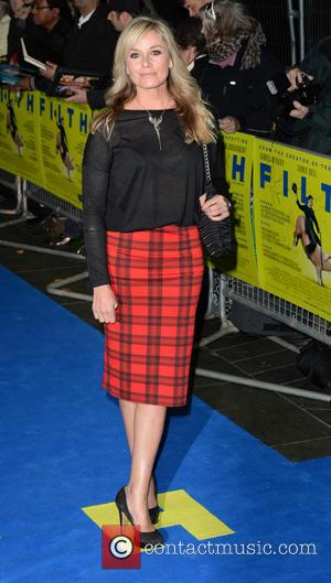 Tamsin Outhwaite - The London premiere of