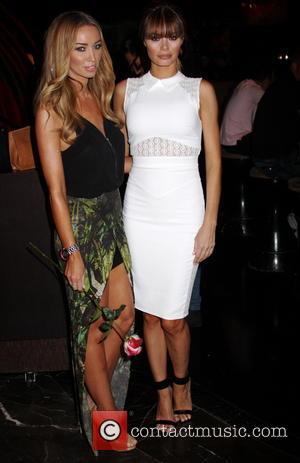 Lauren Pope and Chloe Simms