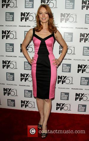 Alicia Witt - 51st New York Film Festival - About Time - Premiere at Alice Tully Hall at Lincoln Center...