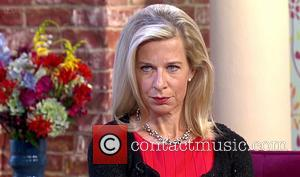 Katie Hopkins - Katie Hopkins and John Dixon appear on 'This Morning', for a debate over the teachers strike. Shown...