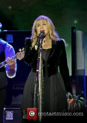 Stevie Nicks - Fleetwood Mac performing live in concert at the Manchester Arena - Manchester, United Kingdom - Tuesday 1st...