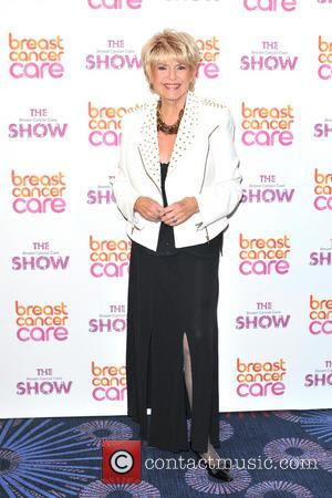 Gloria Hunniford - The Breast Cancer Care Fashion Show - evening held at the Grosvenor House - Arrivals - London,...