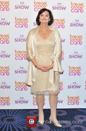 Cherie Blair - held at the Grosvenor House - Arrivals. - London, United Kingdom - Wednesday 2nd October 2013