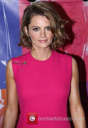 Stana Katic - 'CBGB' West Coast Premiere Held at ArcLight Cinemas - Los Angeles, CA, United States - Wednesday 2nd...