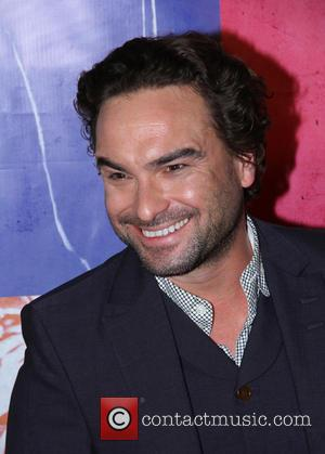 Johnny Galecki -