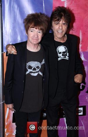 Rodney Bingenheimer and Franke Infante
