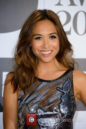 Myleene Klass - The Classic Brit Awards 2013 held at the Royal Albert Hall - Arrivals - London, United Kingdom...