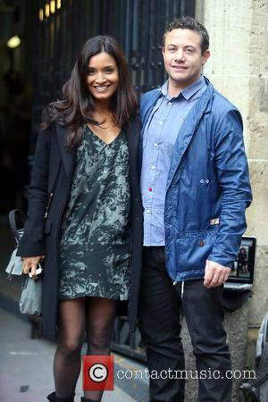 Shelley Conn and Warren Brown