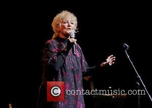 Petula Clark - Petula Clark performing live in concert at The Lowry - Manchester, United Kingdom - Wednesday 2nd October...