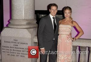 Brendan Cole and Zoe Hobbs - The Inspiration Awards For Women 2013 at the Cadogan Hall - London, United Kingdom...