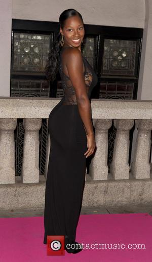 Jamelia - The Inspiration Awards For Women 2013 at the Cadogan Hall - London, United Kingdom - Wednesday 2nd October...