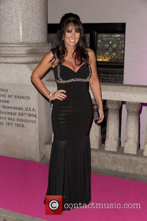Linda Lusardi - The Inspiration Awards For Women 2013 at the Cadogan Hall - London, United Kingdom - Wednesday 2nd...
