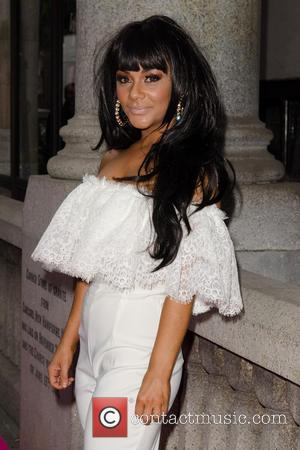 Chelsee Healey - The Inspiration Awards For Women 2013 at Cadogan Hall  - Arrivals - London, United Kingdom -...