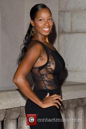 Jamelia - The Inspiration Awards For Women 2013 at Cadogan Hall  - Arrivals - London, United Kingdom - Wednesday...