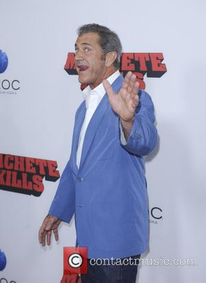 Mel Gibson - Film Premiere of Machete Kills - Los Angeles, CA, United States - Wednesday 2nd October 2013