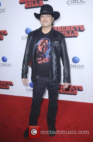 Robert Rodriguez - Film Premiere of Machete Kills - Los Angeles, CA, United States - Wednesday 2nd October 2013