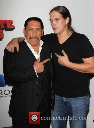 Danny Trejo and Jason Mewes - Los Angeles premiere of 'Machete Kills' held at Regal Cinemas L.A. Live - Los...