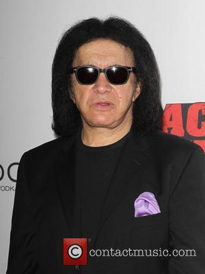 Gene Simmons' Chewing Gum Auctioned Off For Charity