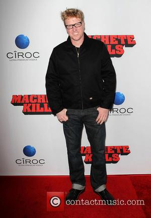 Jake Busey - Los Angeles premiere of 'Machete Kills' held at Regal Cinemas L.A. Live - Los Angeles, California, United...