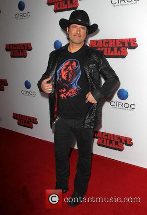 Robert Rodriguez - Los Angeles premiere of 'Machete Kills' held at Regal Cinemas L.A. Live - Los Angeles, California, United...