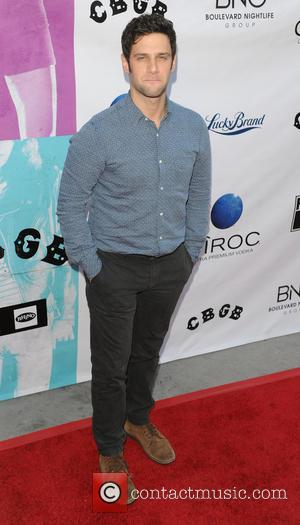 Justin Bartha - CBGB West Coast Red Carpet Special Screening - Hollywood, California, United States - Wednesday 2nd October 2013