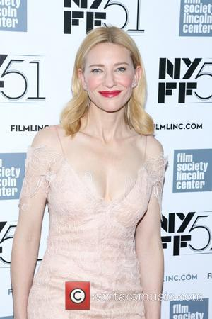 Cate Blanchett -  ****File Photo** * 12 YEARS A SLAVE DOMINATES INDEPENDENT SPIRIT AWARDS NOMINATIONS Critically-acclaimed drama 12 YEARS A SLAVE looks...