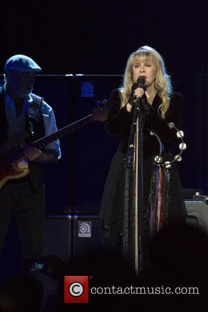 Stevie Nicks - Fleetwood Mac playing a headline gig at the Hydro in the SECC in Glasgow - Glasgow, United...