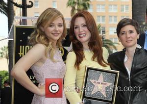 Chloe Grace Moretz, Julianne Moore and Kimberly Peirce