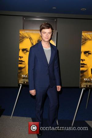 Dane DeHaan - Los Angeles premiere of 'Kill Your Darlings' at the Writers Guild of America Theatre. - Los Angeles,...