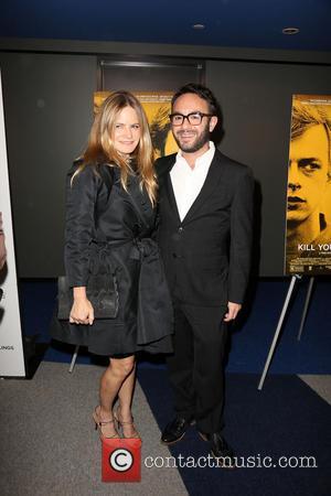 Jennifer Jason Leigh and John Krokidas