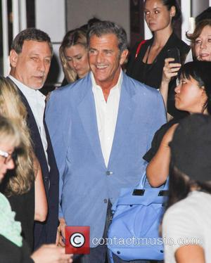 Mel Gibson - Machete Kills Premiere at Regal Theatre Downtown LA - Downtown Los Angeles, CA, United States - Thursday...