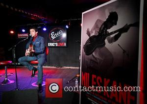 Miles Kane - Miles Kane 'In Conversation' about his forthcoming tour with Radio Merseyside DJ Billy Butler, at Liverpool Erics...
