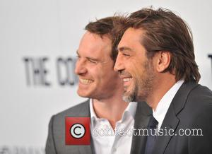 Javier Bardem and Michael Fassbender